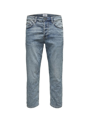 Only & Sons Only & Sons Denim Pantolon Mavi